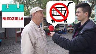 Niedziele bez handlu - jak Polacy je oceniają? SONDA ULICZNA