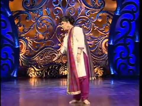 Nachle Ve Season 3 with Saroj Khan Ep 03 Part1 - YouTube.flv