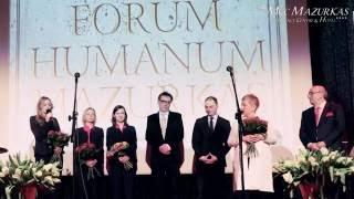 XX FHMazurkas-benefis Andrzeja Płonczyńskiego- otwarcie wieczor-podziękowania dla twórców...