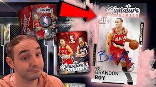NBA 2K19 My Team LIMITED EDITION PINK DIAMOND BRANDON ROY! CAN WE KEEP THE STREAK ALIVE?!?!