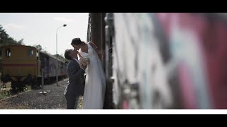 ❤ LOTTE & ANDY ❤ FRIS WEDDING FILM