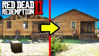 BUYING A HOUSE IN Red Dead Redemption 2! Red Dead Redemption 2 Secrets!