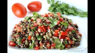 Protein Salad | प्रोटीन सलाद | वजन घटने में बहोत लाभकारी होता है प्रोटीन ही प्रोटीन मिलता है