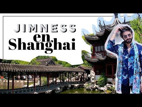 Video diario - Jimness en Shanghai
