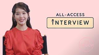 Download Lagu Lee Ji-eun (IU) Shares about her Netflix Debut: Persona | All Access Interview [ENG SUB CC] mp3