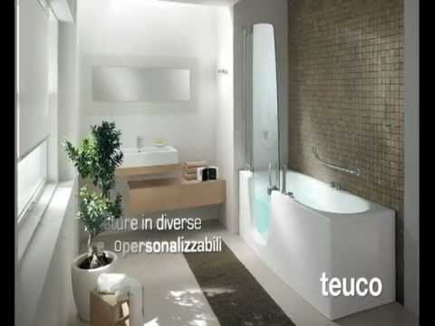 combin bain douche avec test de r sistance aux chocs. Black Bedroom Furniture Sets. Home Design Ideas