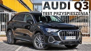 Audi Q3 2.0 45 TFSI 230 KM (AT) - acceleration 0-100 km/h