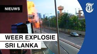 Sri Lanka opnieuw opgeschrikt door explosie