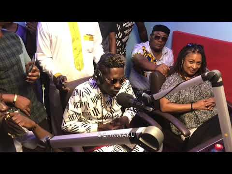 I have Fans Than Any Other Artist In Ghana - WATCH Shatta Wale's Full Interview On Zylofon Fm