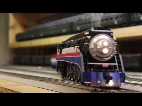 Lionel 6-83197 Legacy American Freedom Train GS-4 #4449