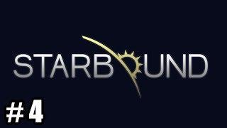 STARBOUND (Beta) #4 - Armas, Armaduras y Tecnología