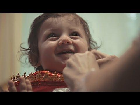 Армянский день рождения 1 годик