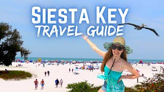 SIESTA KEY BEACH FL | A Day on Siesta Key | BEST FLORIDA BEACHES