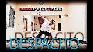 Manas Dhawan Dance on Luis Fonsi - Despacito ft. Daddy Yankee