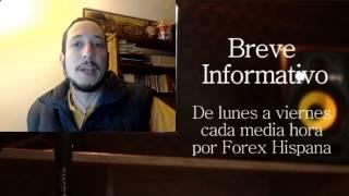 Breve Informativo - Noticias Forex del 18 de Enero 2017