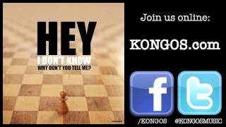 KONGOS - Hey I Don't Know chords | Guitaa.com