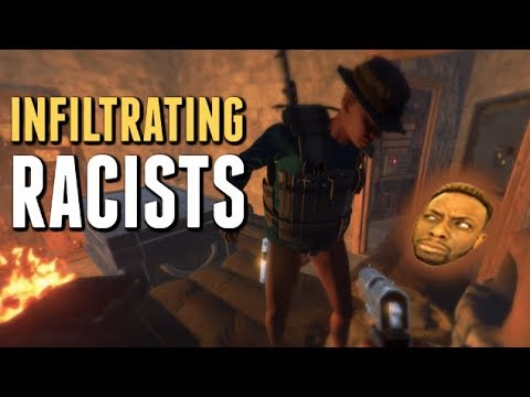 Rust | SOLO INFILTRATING RACIST GROUP thumbnail
