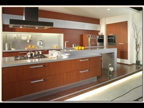 Modele cuisine am nag e style id e d co 2014 youtube for Modele cuisine en i