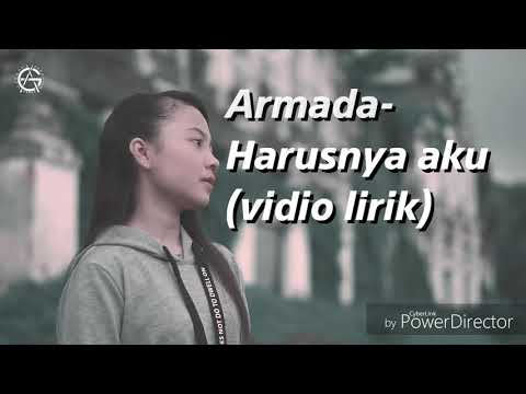 Harusnya Aku - Jovita Aurel Lirik Vidio (Reggae Cover)