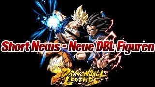 Noch mehr neuer offizieller DBL Merch! O.O Short News! | Dragon Ball Legends Deutsch