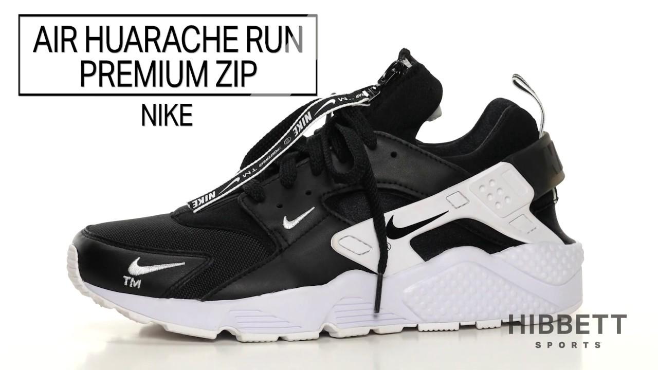 3139d07b3ac61 Nike Air Huarache Run Premium Zip. Hibbett Sports