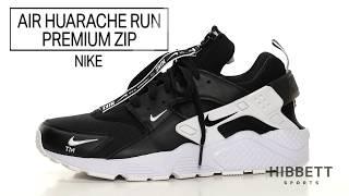 Nike Air Huarache Run Premium Zip