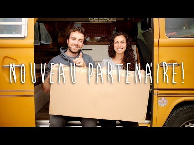 Et notre nouveau partenaire est..! - [Vlog #7]