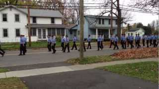 Bill Camp's parade