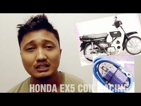 EX5 100 + Coil Racing Apa Effect ?