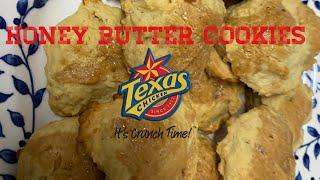 Honey Butter Cookies ala Texas Chicken
