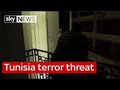 Sky News exclusive: How Tunisia could fact more terrorist attacks