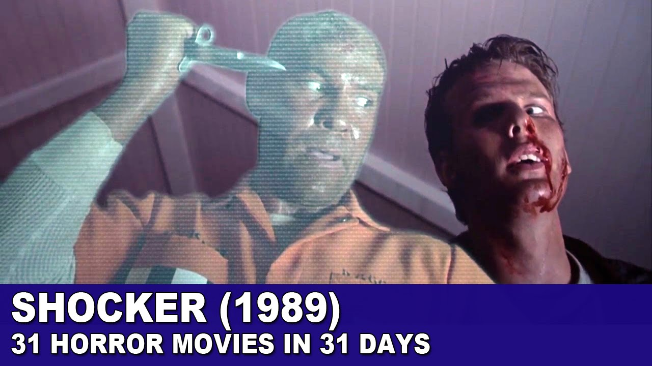 Shocker (1989) - 31 Horror Movies in 31 Days - YouTube