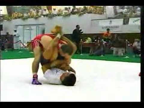 Carlos Machado vs Arystos Aleksandridi