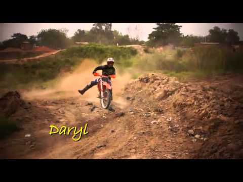 moto cross togo best of gamelle 2013