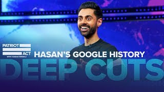 Hasan's Questions For The 2020 Candidates | Deep Cuts | Patriot Act with Hasan Minhaj | Netflix