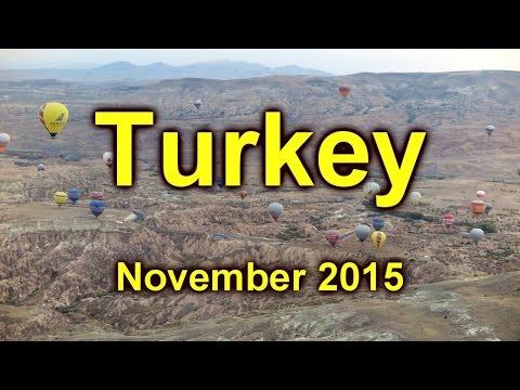 Turkey November 2015