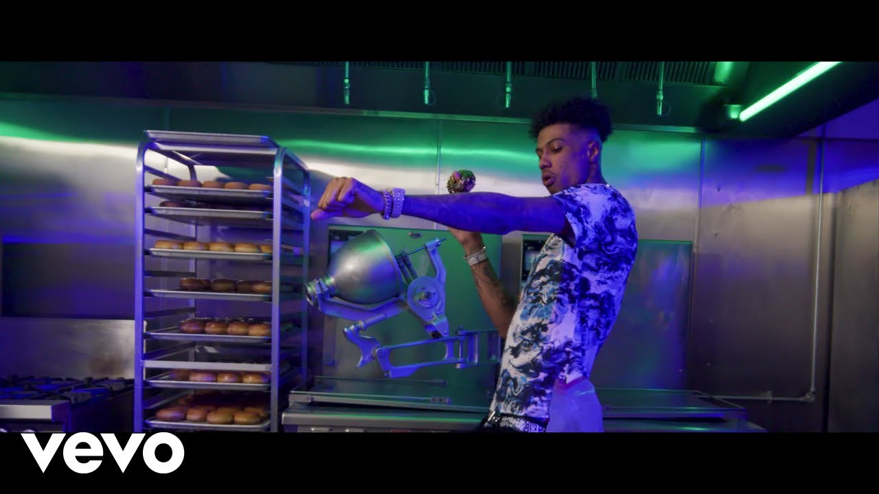 Blueface ft. NLE Choppa - Holy Moly (Official Video) ft. NLE Choppa