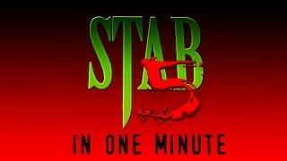 Stab 5 in 1 Minute