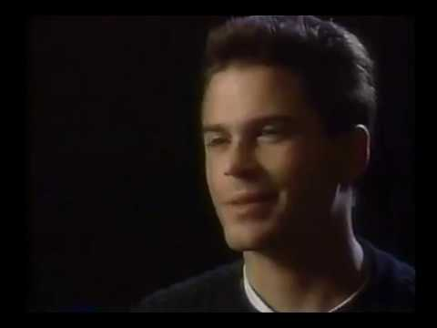 Rob Lowe talks about his scandal and Bad Influence (1990)