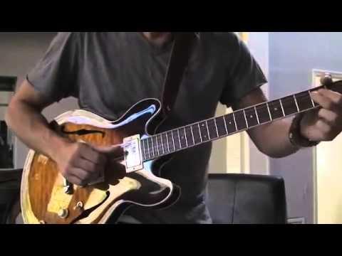 Justin Timberlake - LoveStoned / I Think She Knows Interlude (John Mayer Guitar Instrumental)