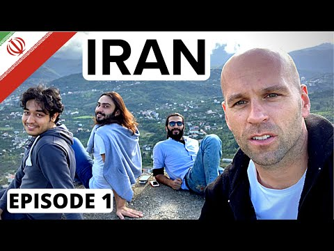 INSIDE IRAN - American in Iran 🇮🇷(anti-American?) Episode 1