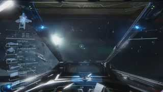 star citizen pax east 2014 live actual ingame scenes 1 old