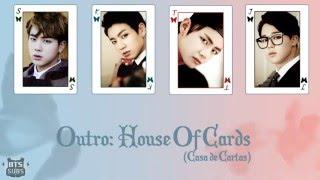 BTS - OUTRO: House Of Cards legendado [PT-BR]
