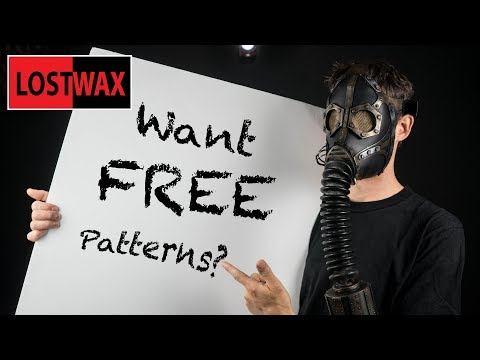 How To Get My Foam Cosplay Patterns For Free, or Cheap! Also, more unsolicited mail!