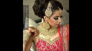 How to Make Best Hair Style Indian Bridal Juda | Indian Bridal Hairstyles Video