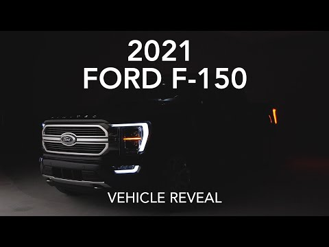 The reveal of the all-new 2021 Ford F-150 PowerBoost