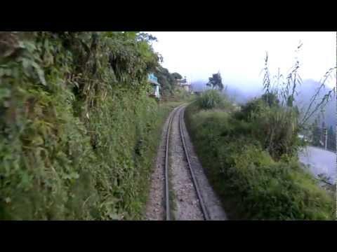The Darjeeling Himalaya train