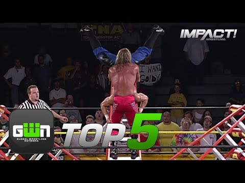5 Most DEVASTATING Piledrivers in IMPACT Wrestling History | GWN Top 5