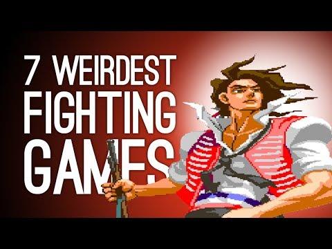 7 Weirdest Fighting Games We Swear We're Not Making Up