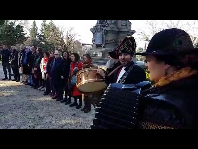 Galicia lembra a Rosalía